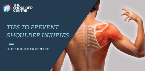 Tips to Prevent Shoulder Injuries